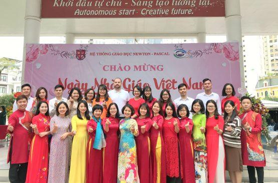 Trường Pascal tuyển dụng giáo viên Sinh Học THCS
