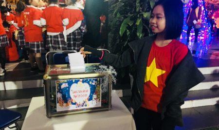 Passer Nguyễn Đặng Phương Dung vẽ tranh gây quỹ ủng hộ các bệnh nhi