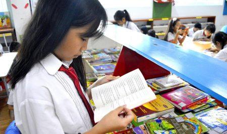 Thông báo: Trường Pascal tuyển dụng nhân viên thư viện trường học