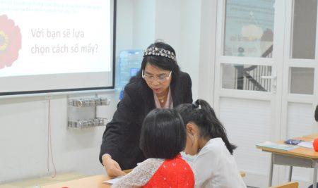 Tiết dạy khai xuân đặc biệt của Chủ tịch Hội đồng Quản trị trường Pascal