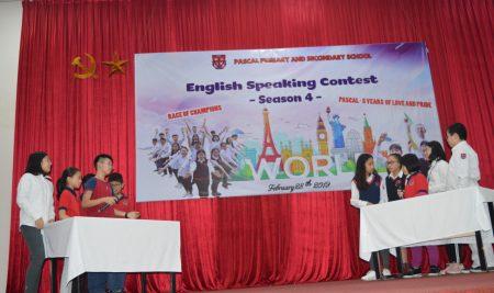 """Chung kết """"English Speaking Contest"""": Passers thể hiện khả năng nói tiếng Anh lưu loát"""