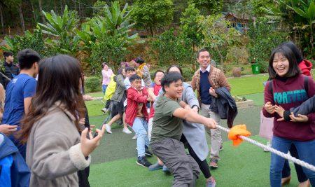 Một ngày trải nghiệm tràn đầy năng lượng của Passers tại Khu sinh thái Thiên Phú Lâm