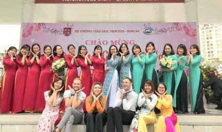 Đội ngũ giáo viên
