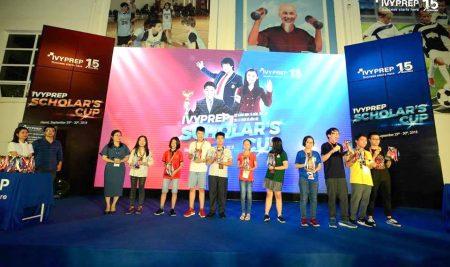 Passers thử sức và giành giải cao cuộc thi IvyPrep Scholar's Cup 2018