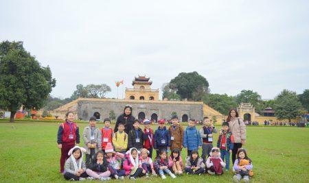 """Trải nghiệm Di sản Hoàng thành Thăng Long: """"Gieo mầm"""" tình yêu lịch sử vào lòng Passers"""