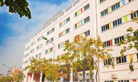 Thông báo: Địa điểm học của trường TH – THCS Pascal