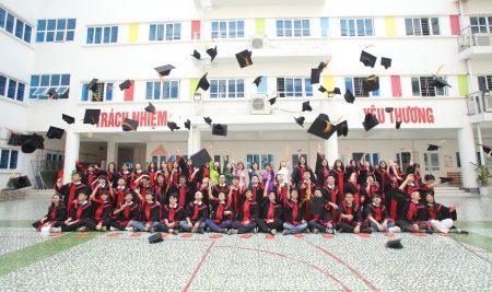 Niềm vui đến từ kì thi vào lớp 10 THPT năm học 2019 – 2020: Trường Pascal đứng thứ 2 Quận Bắc Từ Liêm
