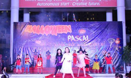 Lễ hội Halloween 2019 của trường Pascal: Nơi hội tụ niềm vui, sáng tạo và tình yêu thương
