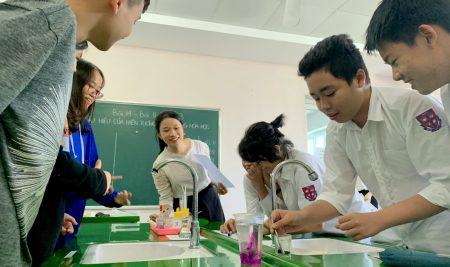 Trường TH – THCS Pascal: không ngừng trau dồi chuyên môn và sáng tạo trong dạy học
