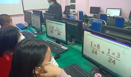 Thông báo: Về tình hình phòng chống dịch bệnh nCoV và việc học online tại nhà của học sinh