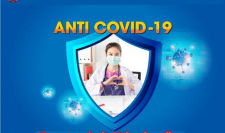 Quyên góp ủng hộ các y, bác sĩ trong công tác phòng chống dịch Covid-19