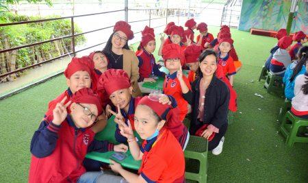 Một ngày học tập trải nghiệm của Passers tại Trang trại giáo dục V-ECO