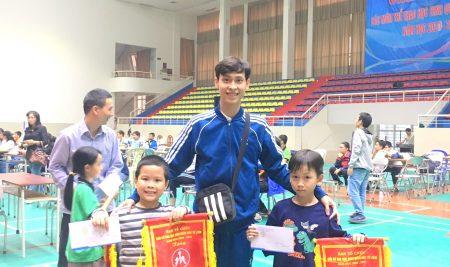 Học sinh trường Pascal đạt thành tích cao giải cờ vua học sinh quận Bắc Từ Liêm