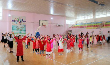 Buổi giao lưu thân tình giữa Passers khối 2 và học sinh trường Nhật Bản Hà Nội