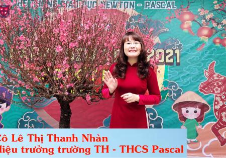 Cô Hiệu trưởng nhắn gửi yêu thương tới học trò trước thềm năm mới Tân Sửu 2021