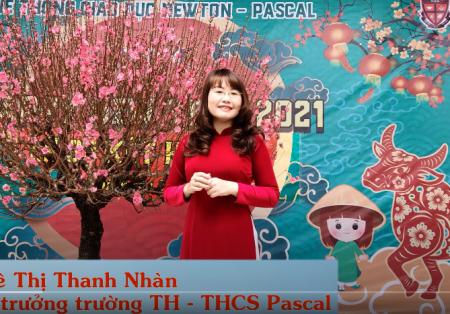 Cô Hiệu trưởng nhắn gửi yêu thương tới các Passers trước thềm năm mới Tân Sửu 2021