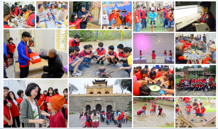 Chương trình tham quan dã ngoại – học tập trải nghiệm đa dạng của học sinh trường Pascal