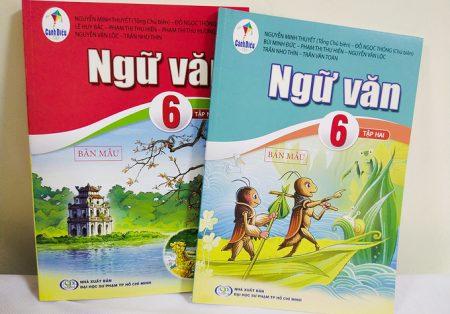 Hà Nội công bố danh mục sách giáo khoa lớp 2 và lớp 6 mới
