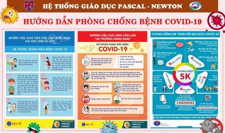 Thông báo: về việc tăng cường công tác phòng, chống dịch Covid-19