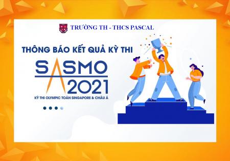 Chúc mừng thành tích của các Passers tại Kỳ thi Olympic Toán Singapore và Châu Á – SASMO 2021