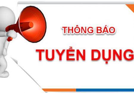 Trường Pascal thông báo tuyển dụng giáo viên dạy Tiếng Việt lớp 5